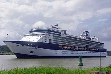 The Celebrity Constellation Cruise Ship